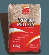 Lava Pellet paleta 975kg (8mm)