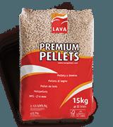 Lava Pellet Paleta 975kg (6mm)